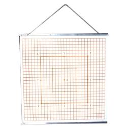 Dispositif complet du Coordimètre de Weiss